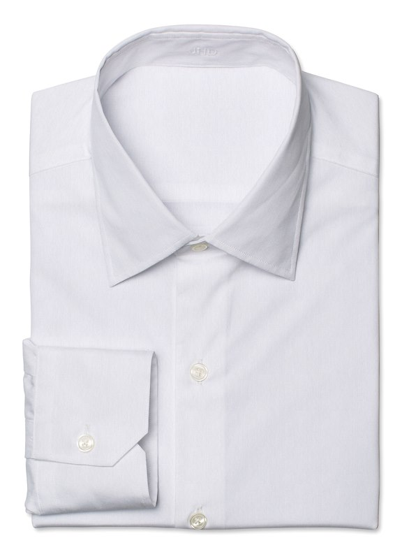 White Solid Broadcloth