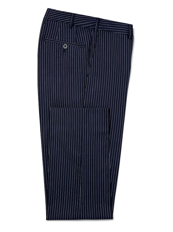 Imperial Blue Pinstripe