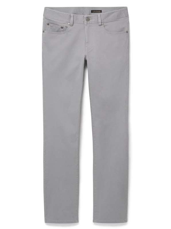 New Grey Americano 5-Pocket