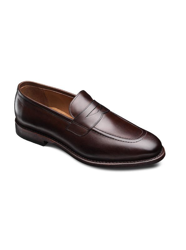 Allen Edmonds Lake Forest - Burned Brown
