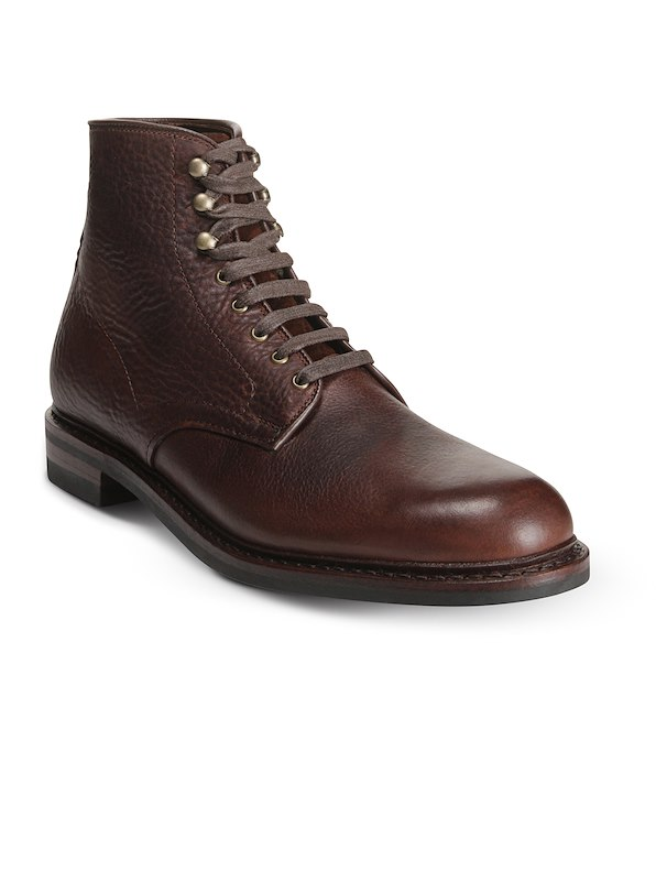 Allen Edmonds Higgins Mill - Brown Tumbled