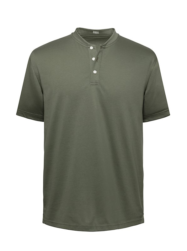 Olive Brushed Cotton