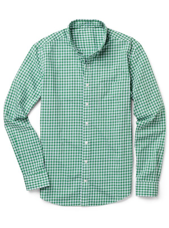 Green/Blue Plaid