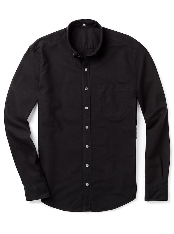 Black Oxford Solid