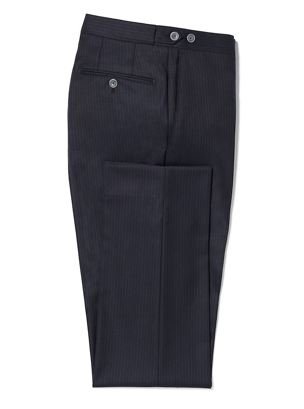 Dark Navy Tonal Stripe