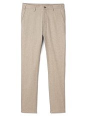 Wheat Cotton Linen Chinos