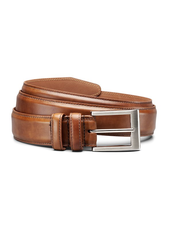 Allen Edmonds Basic Dress Belt - Walnut