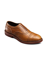 Allen Edmonds Woodrow - Cognac Tumbled