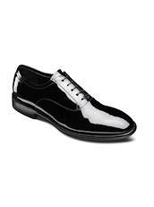 Allen Edmonds LaScala - Black Patent Leather