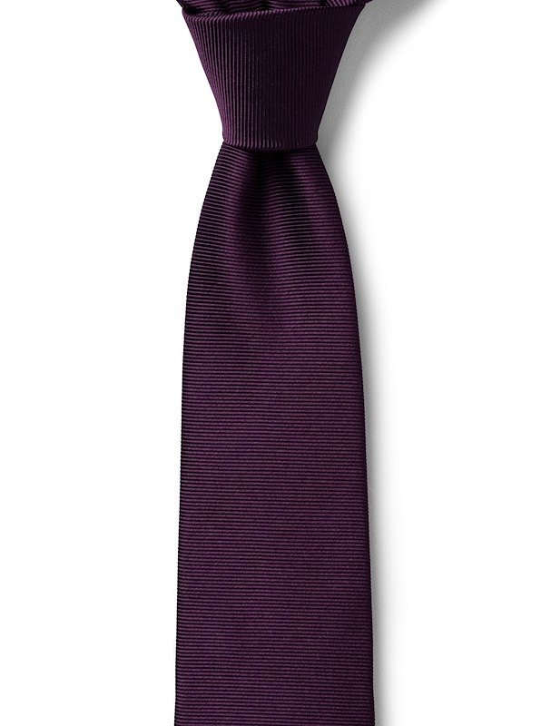 Silk Twill Solid - Berry
