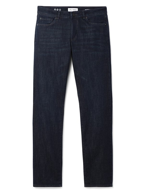 DL1961 Denim - Avery Modern Straight - Breach Wash