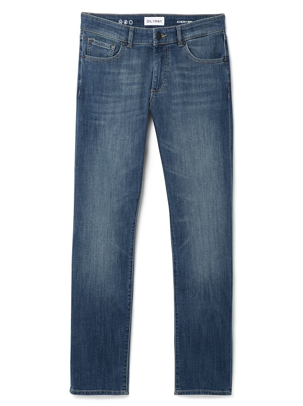 DL1961 Denim - Avery Modern Straight - Epoxy Wash