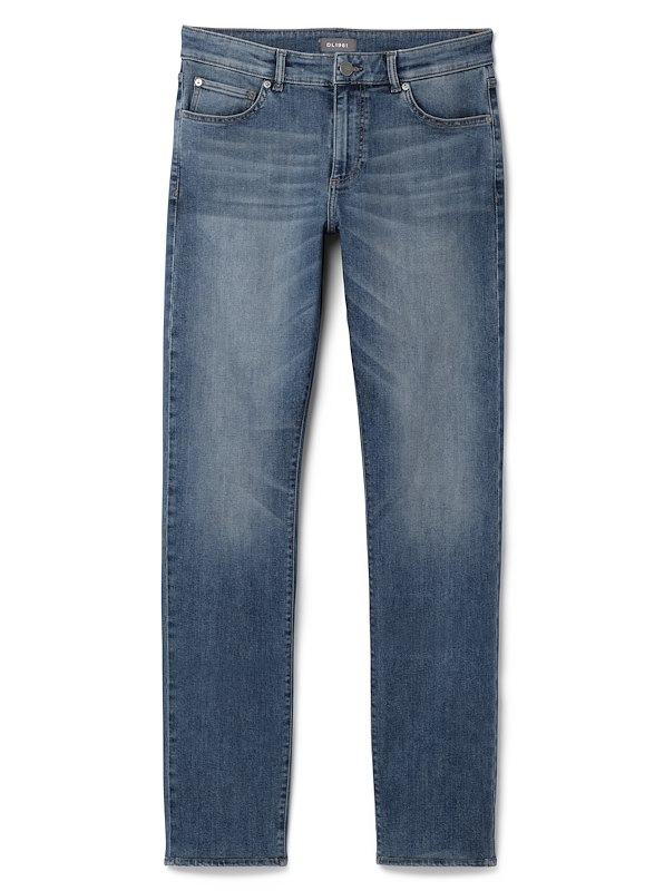 DL1961 Denim - Russell Slim Straight - Hint Wash