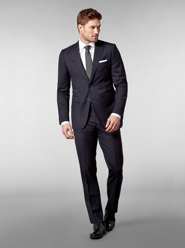 Essential Stripe | One Suit, Three Ways