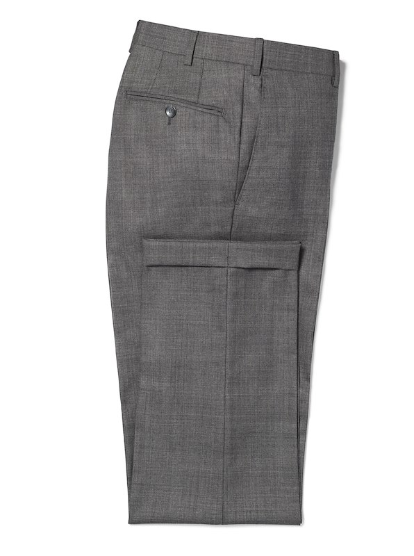 Charcoal Tonal Plaid