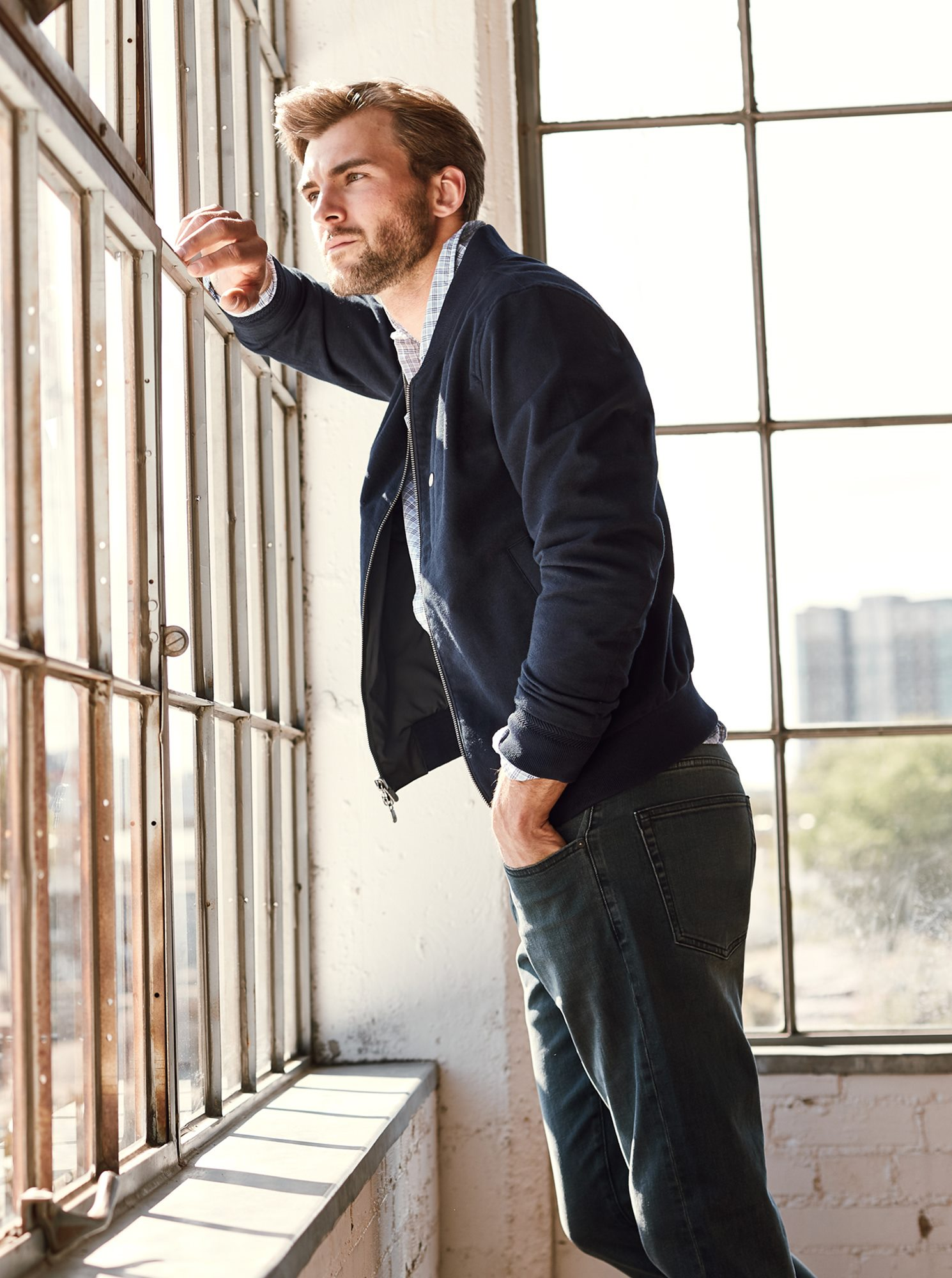 Sophisticated Casual Jhilburn