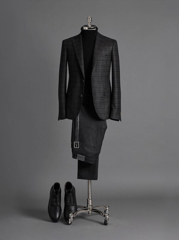 J.Hilburn Fall 2019 | Triple Black