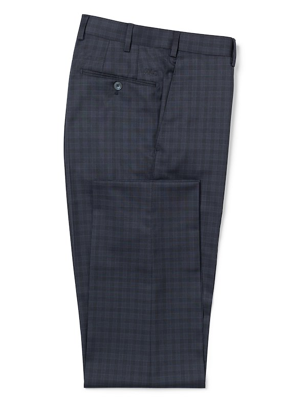 Storm Blue Glen Plaid