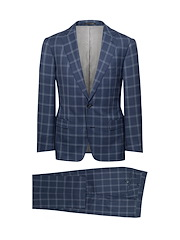 Navy Revenge Windowpane