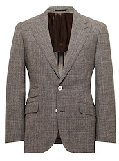 Tuscan Brown Glen Plaid