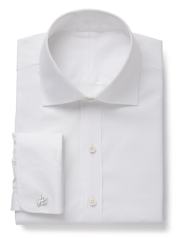 White Fine Broadcloth