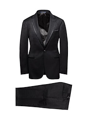Black on Black Windowpane