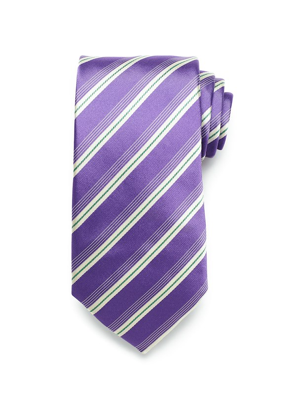 Candy Stripe - Purple