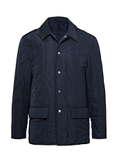 Navy Tech City Jacket