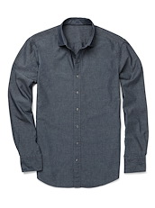 Navy Chambray Denim