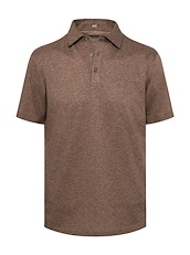 Light Brown Brushed Jersey