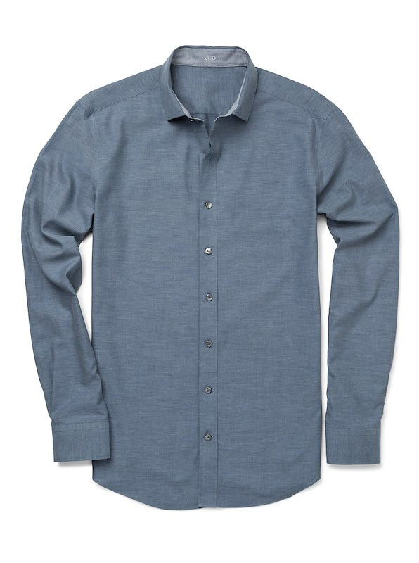 Heather Blue Chambray