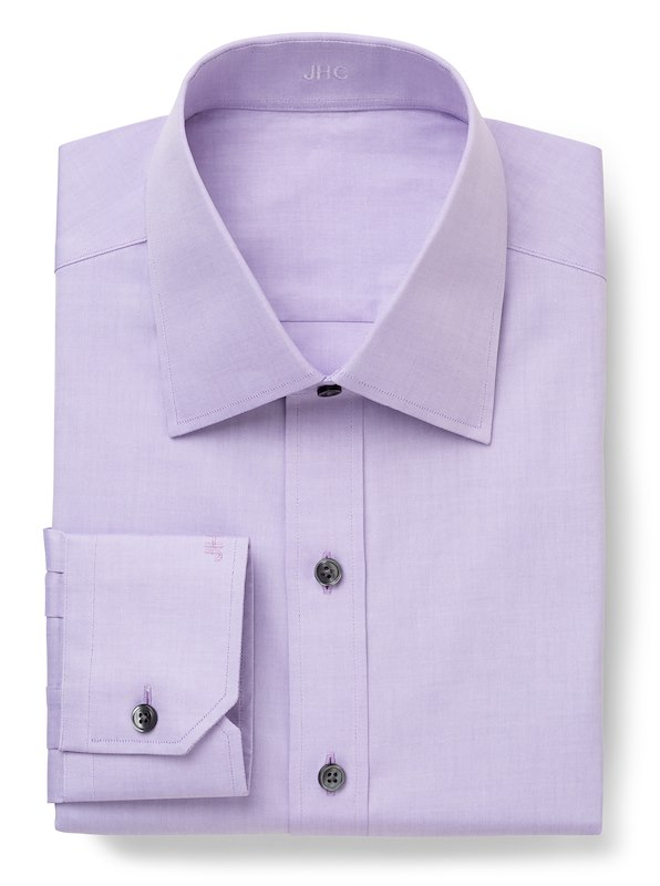 Lavender Pinpoint Oxford