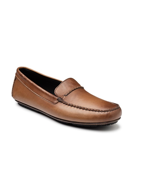 Allen Edmonds Super Sport - Brown