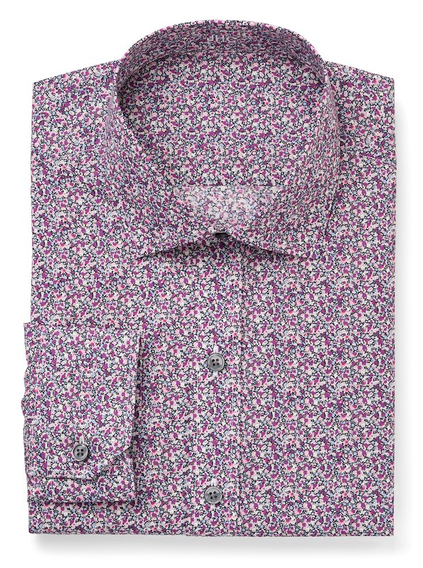 Pink Pepper Allover Print