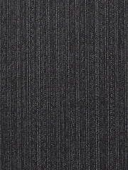 Charcoal Textured Stripe