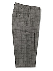 Charcoal and Grey Check