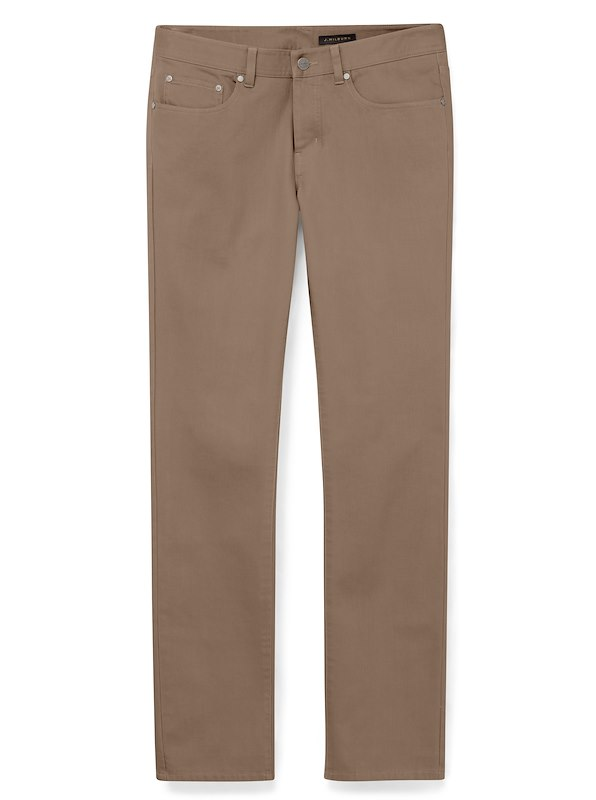 Deep Taupe Heavy Twill 5-Pocket