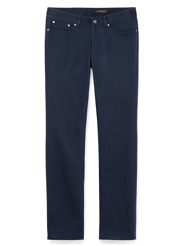 Indigo Heavy Twill 5-Pocket