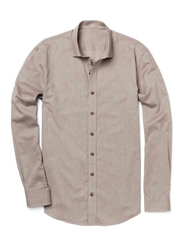 Taupe Twill Solid