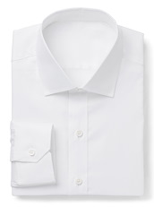 White Fine Oxford