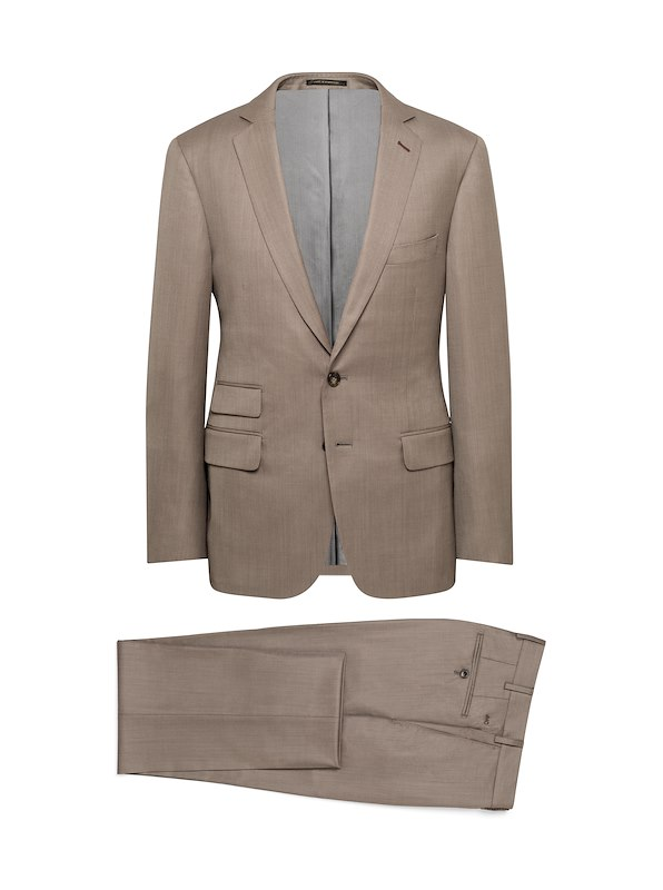 Taupe Textured Solid